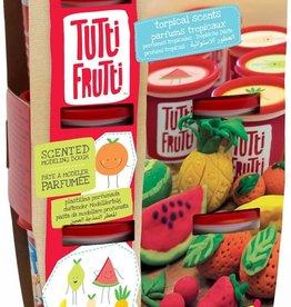 Tutti Frutti Tutti Frutti Playdough Tropical Scent 6 pack