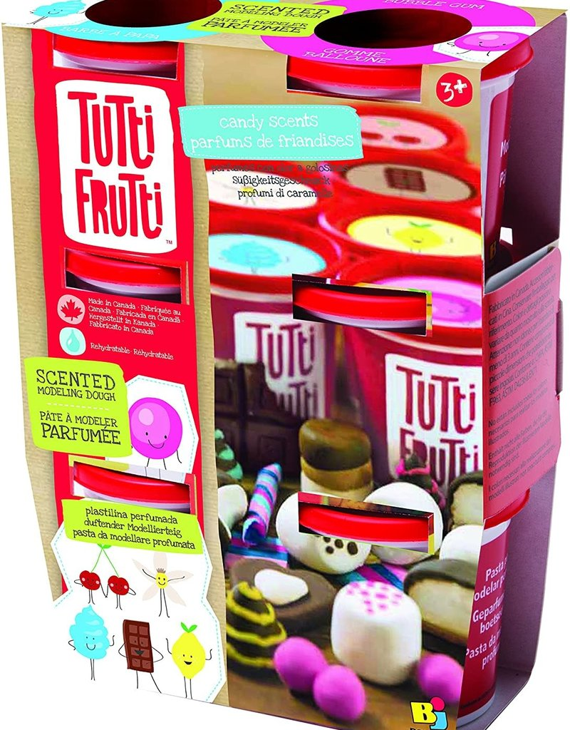Tutti Frutti Tutti Frutti Playdough Candy Scents