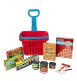 Melissa & Doug Grocery Basket Playset