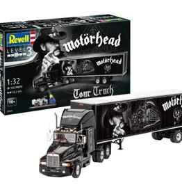 Revell Gift Set Motor Head Tour Model Kit