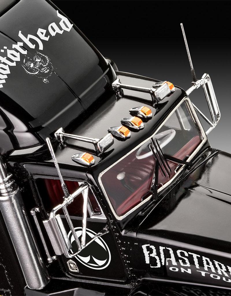 Revell Gift Set Motor Head Tour Model Kit