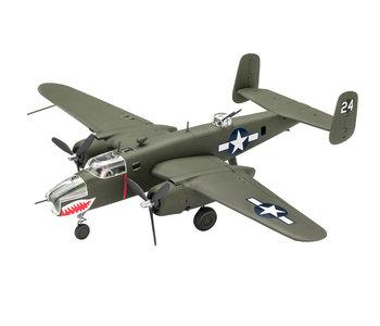 B-25 Mitchell Easy Click Model Set