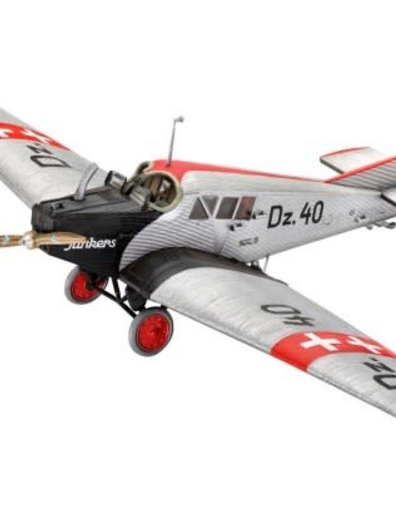 Revell Junkers F.13 Scale: 1:72  Model Set