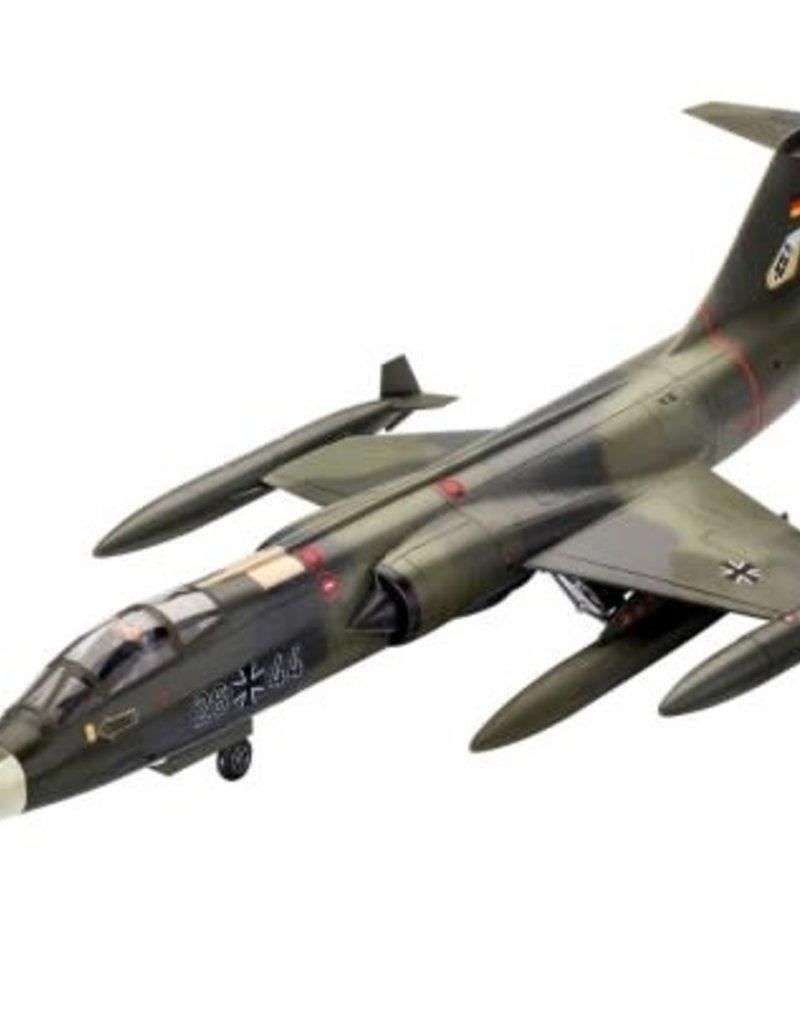 Revell Lockheed Martin F-104G Starfighter Model Set