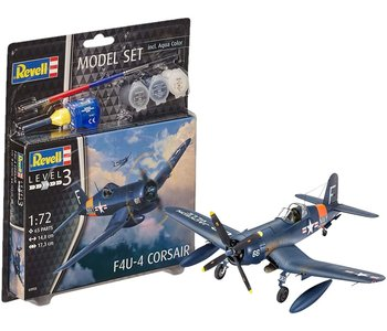 F4U-4 Corsair Model Set