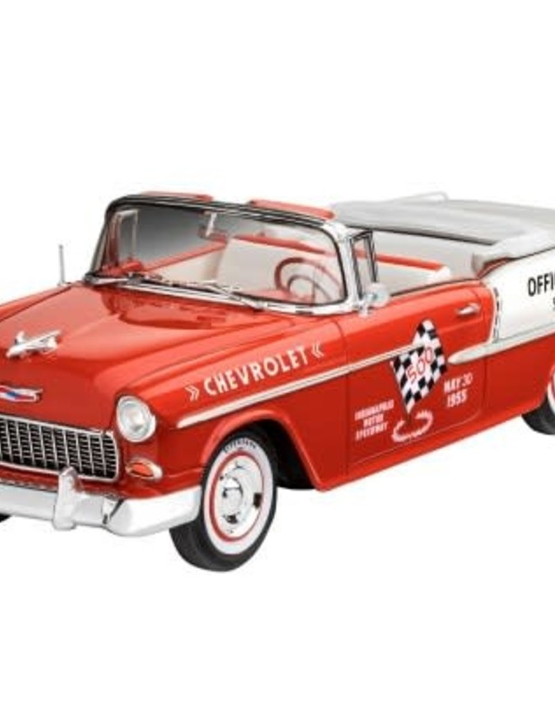 Revell '55 Chevy Indy Pace Car Model Set