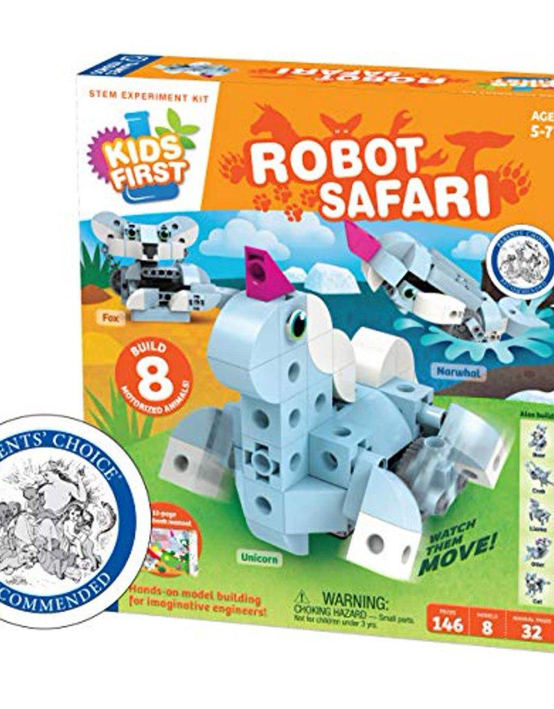 Thames & Kosmos Robot Safari- Introduction to Motorized Machines