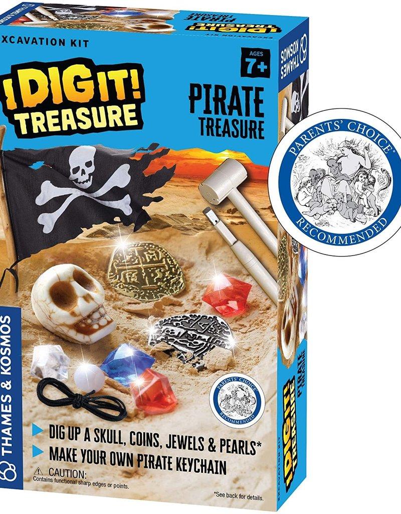 Thames & Kosmos Pirate Treasure, I Dig It