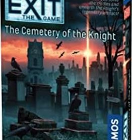 Thames & Kosmos The Cemetery of the Knight Exit Game