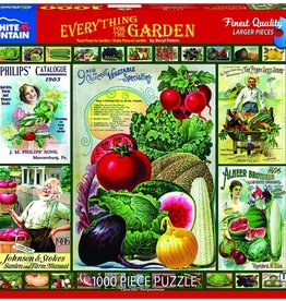 Everything For The Garden 1000 piecs