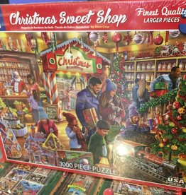White Mountain Christmas Sweet Shop