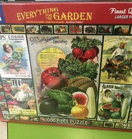 White Mountain Everything for the Garden 1000 piece