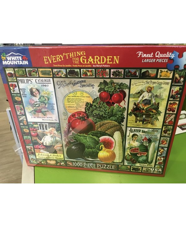 Everything for the Garden 1000 piece