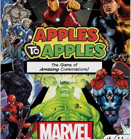 Mattel Games Marvel Apples to Apples