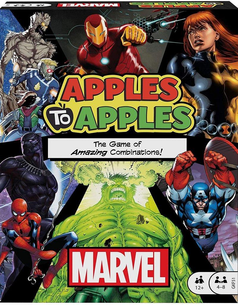 Mattel Games Marvel Apples to Apples
