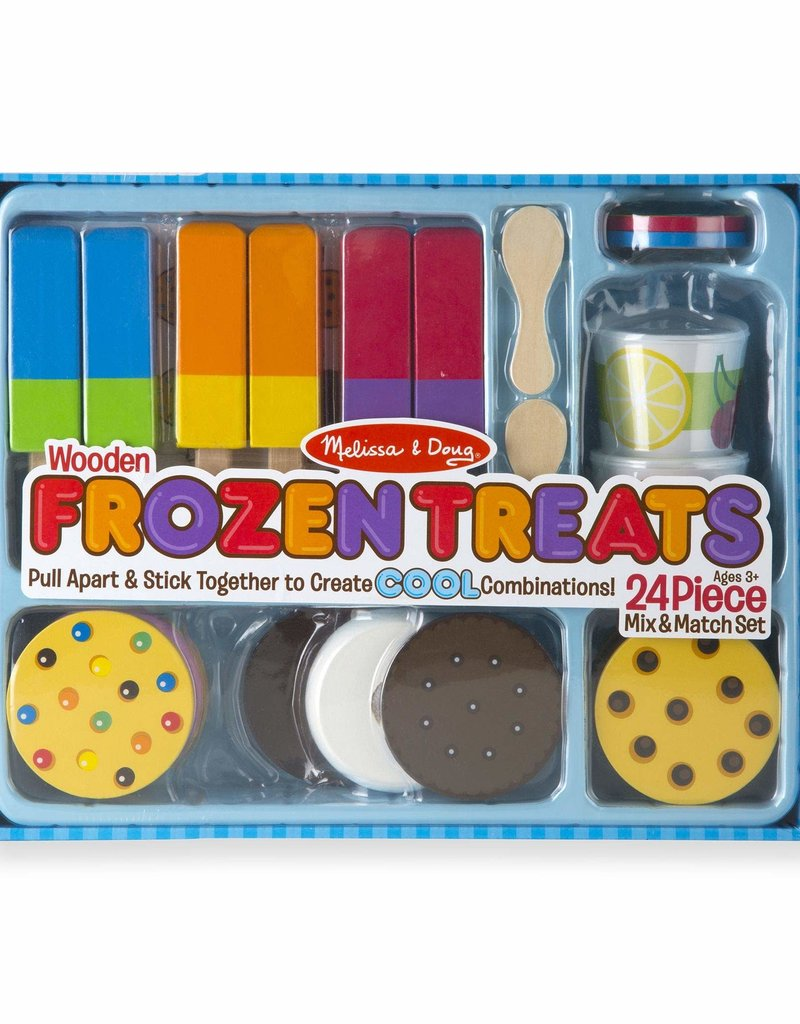 Melissa & Doug Frozen Treats Wooden