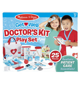 Melissa & Doug Get Well Doctors Play Set