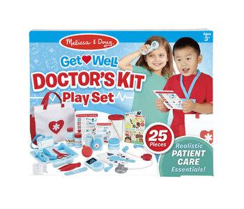 Get Well Doctors Play Set
