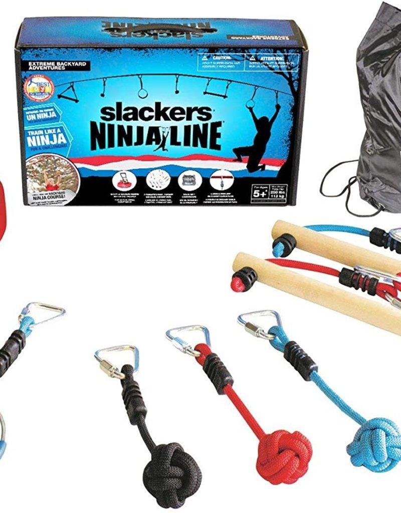 B4 Adventues Slackers NinjaLine 36' into line