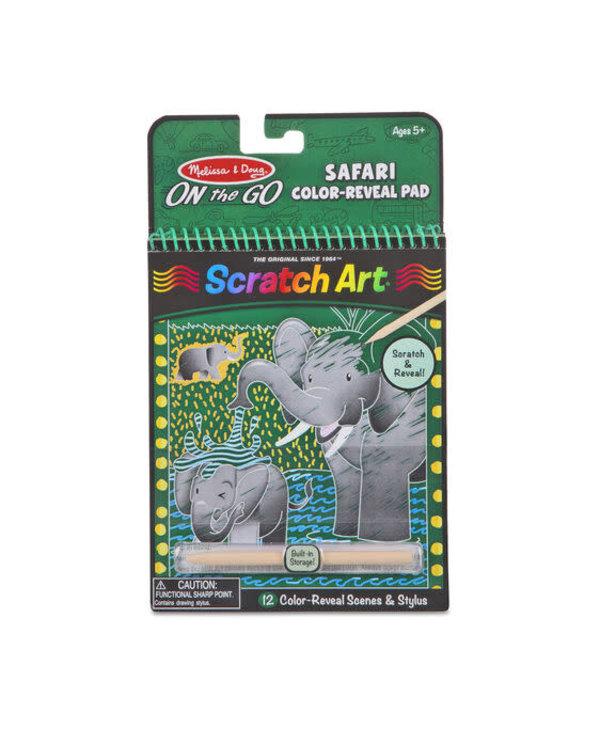 Scratch Pad Safari