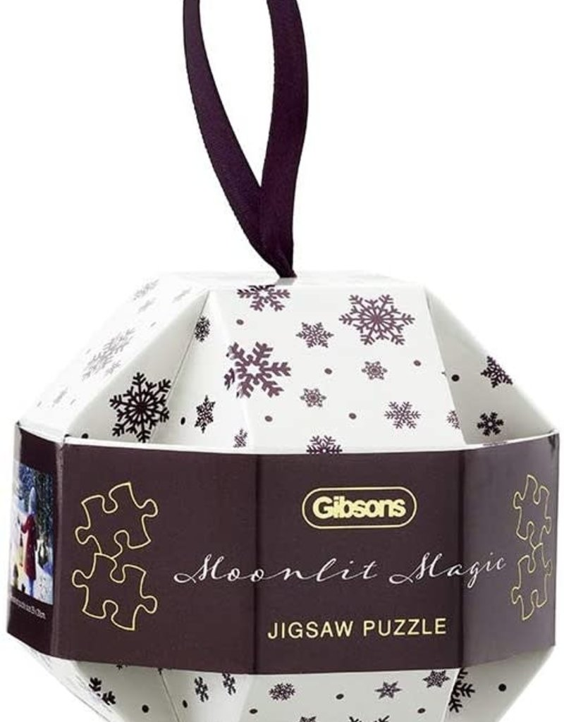 Gibson Moonlit Magic Ornament 200 pices