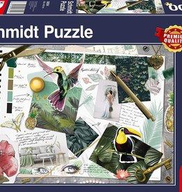 Schmidt Spiele Moodboard Puzzle