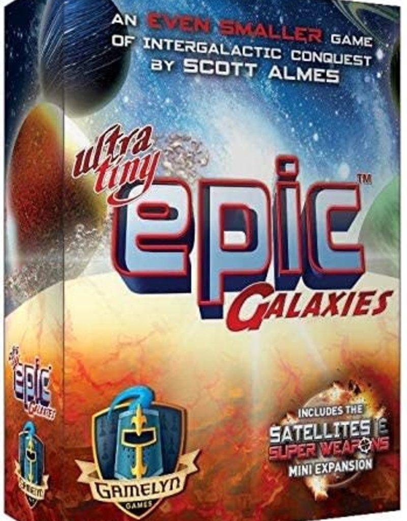 Ultra Tiny Epics Galaxies
