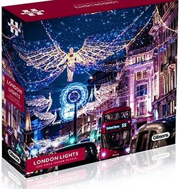 Gibson London Lights Christmas Puzzle