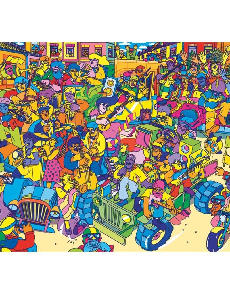Gibson Carnival 1000 piece puzzle