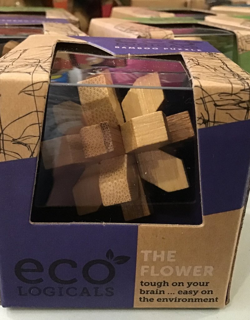 Eco Logicals Bamboo Puzzle