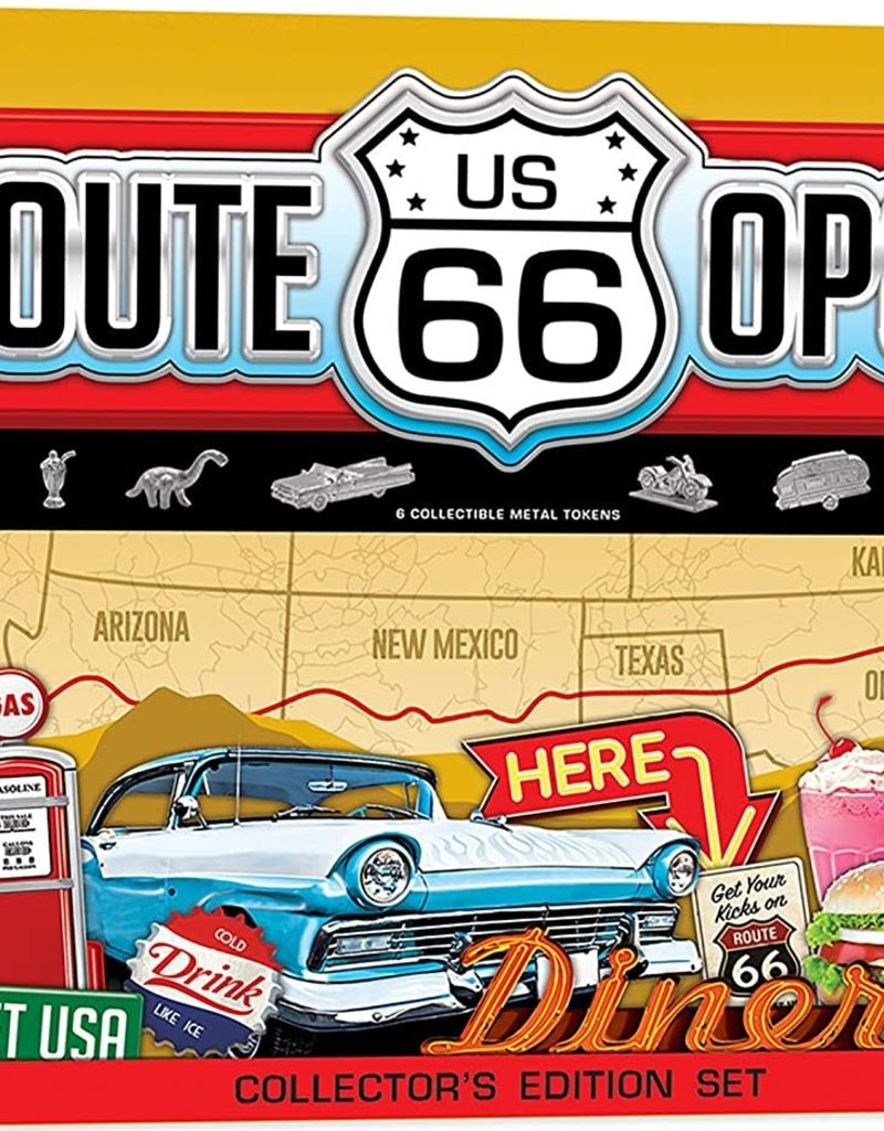Route 66 opoly