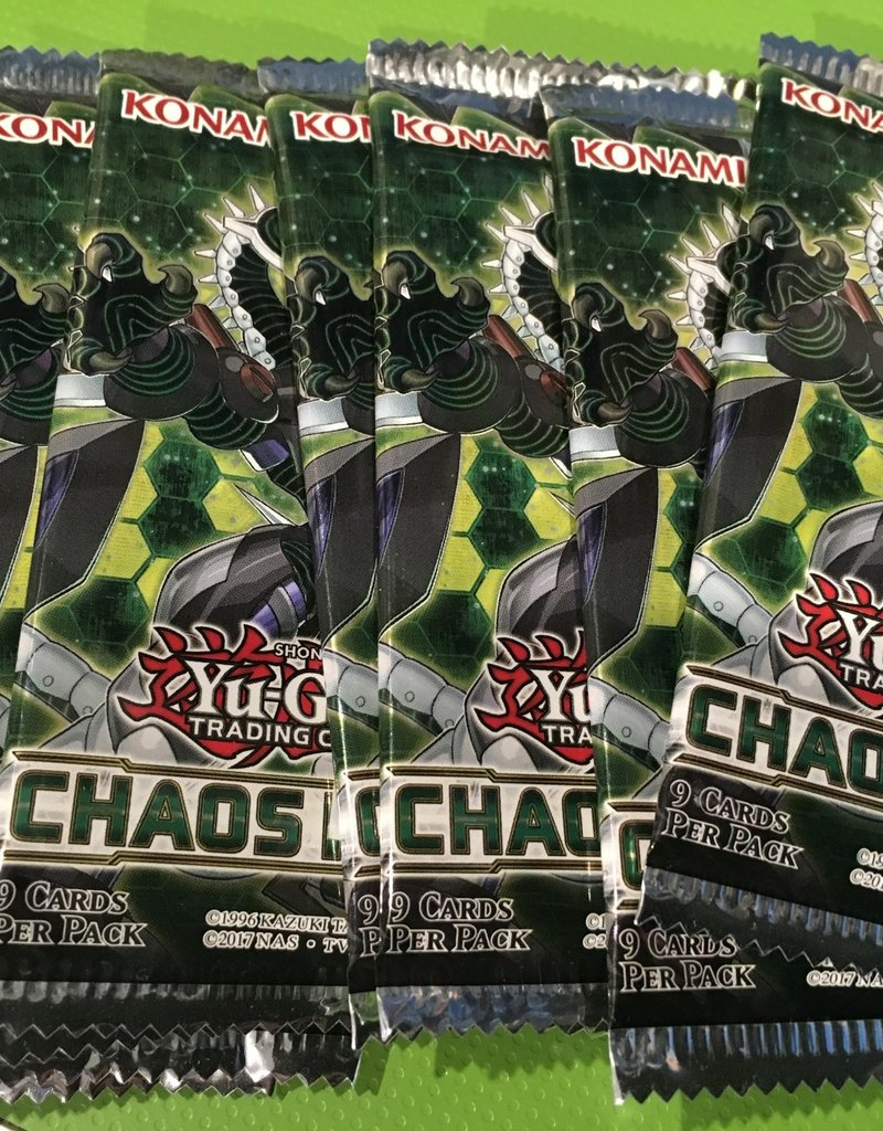 Yugioh Yu Gi Oh Chaos Impact