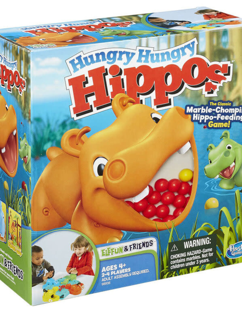 Hungry Hungry Hippo