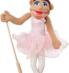 Melissa & Doug Balerina Puppet
