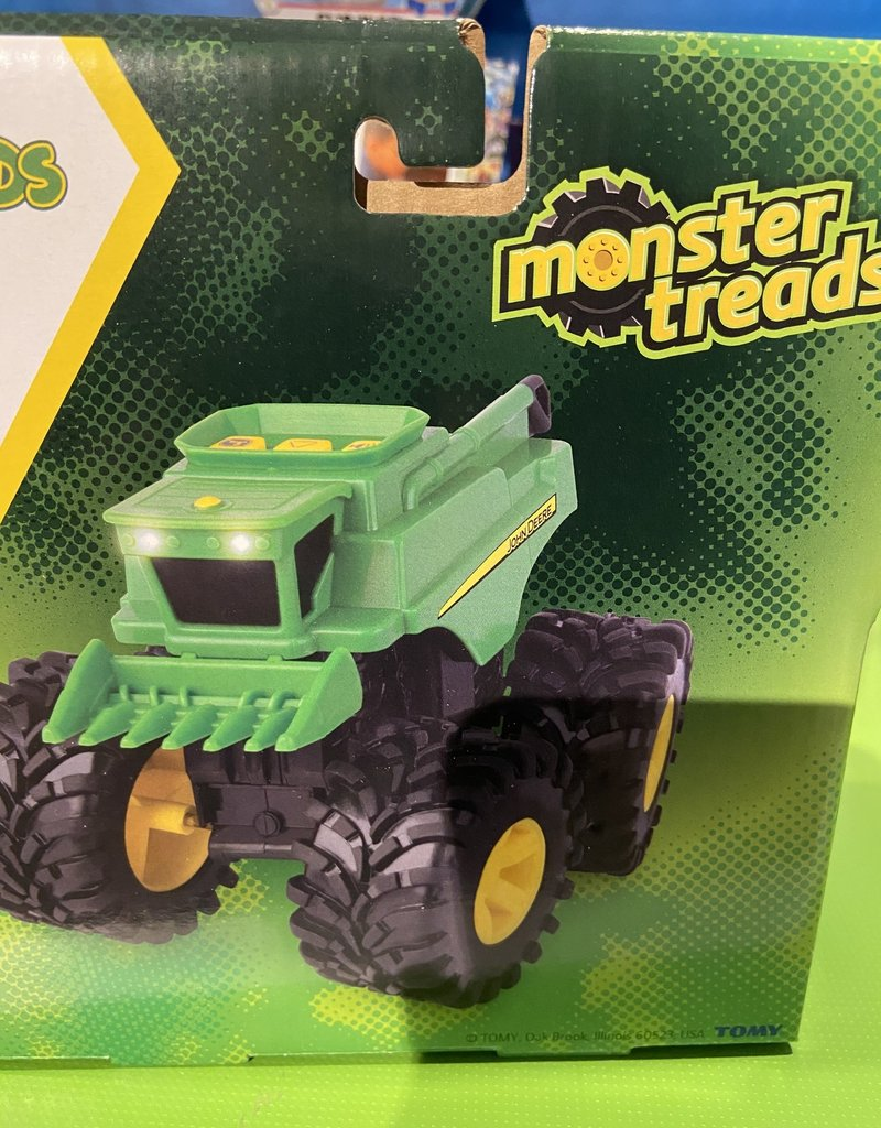 tomy John Deere Monster Treads with lights and sounds