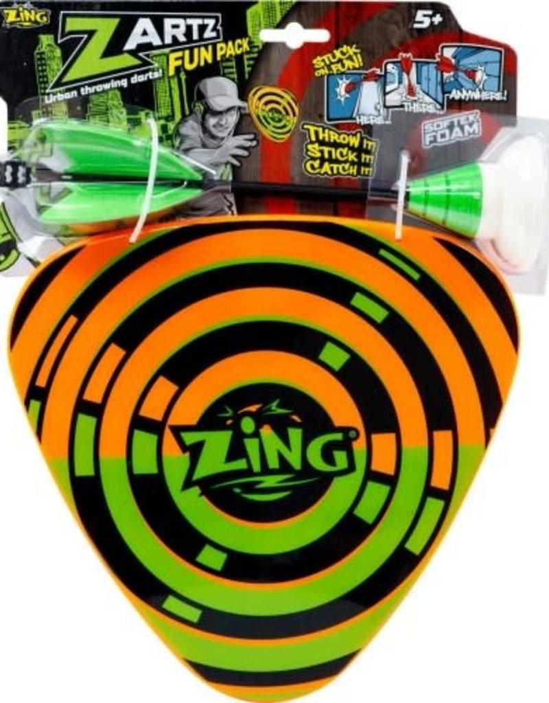 zing Throwing Darts