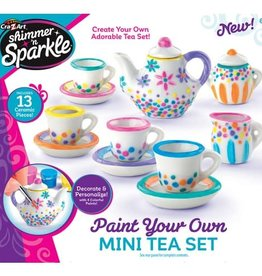 Mini Tea Set Painting Set