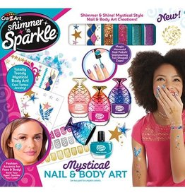 Mystical Nail and Body Art Kit