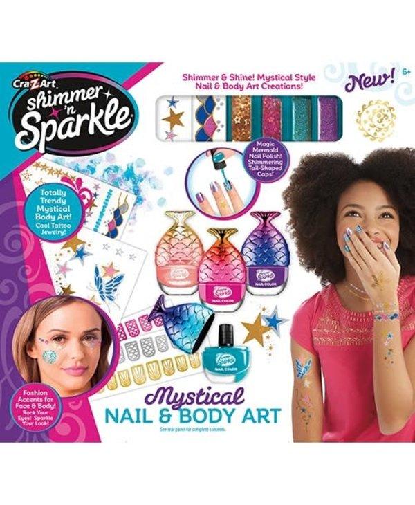 Mystical Nail and Body Art Kit