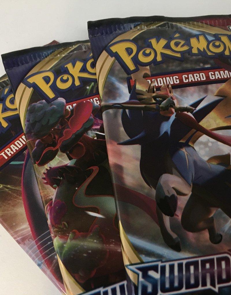 Pokemon Sword & Shield Booster Pack