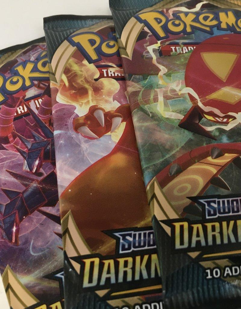 Pokemon Sword & Shield Darkness Ablaze