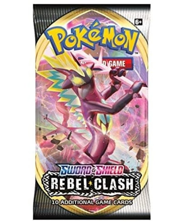 Sword & Shield 2 Rebel Clash Booster Pack
