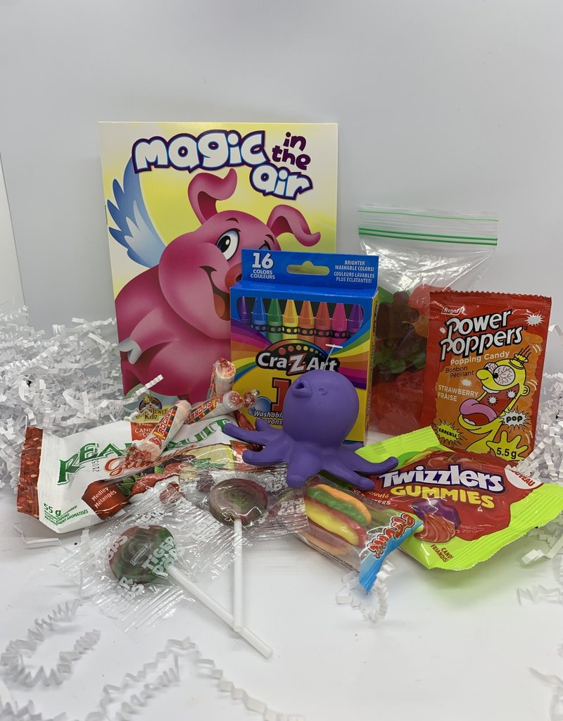 Surprise Bag (candy plus 2 novelty toys)
