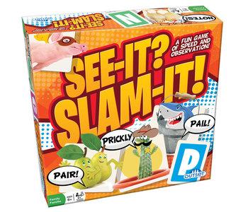 See it Slam it