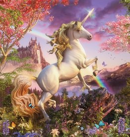 Cobble Hill Realm Of The Unicorn 350 piece family puzzle