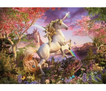 Realm Of The Unicorn 350 piece family puzzle