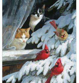 Cobble Hill Bird Watchers 1000 piece puzzle