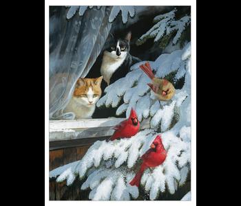 Bird Watchers 1000 piece puzzle