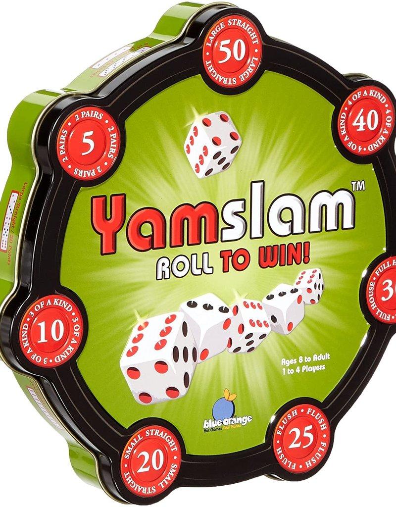 Blue Orange Yamslam