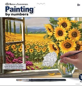 Harvest Time Paint By Number